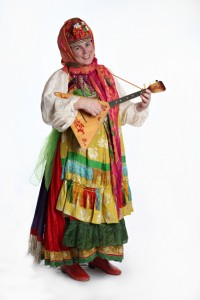 balalaika-woman